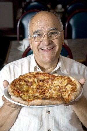Sam Panopoulos, inventore della pizza hawaiana