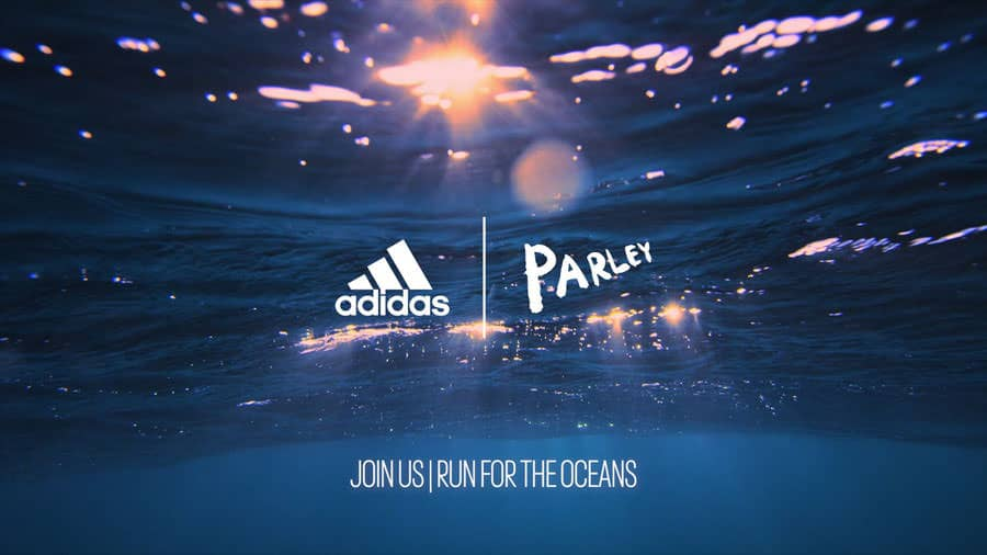Adidas x Parley, le scarpe eco friendly fatte di plastica