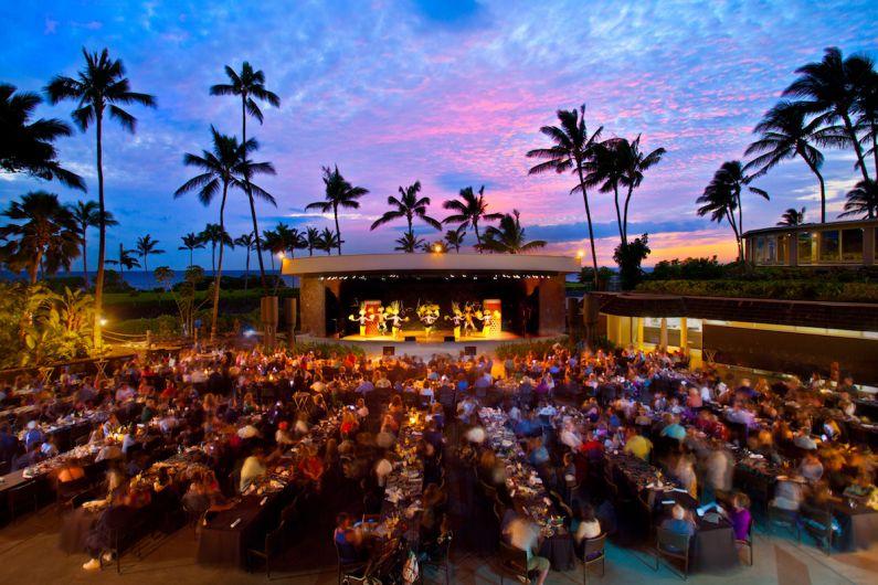 Luau, festa hawaiana