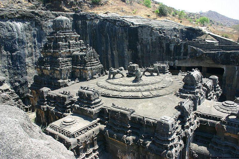 tempio Kailasa