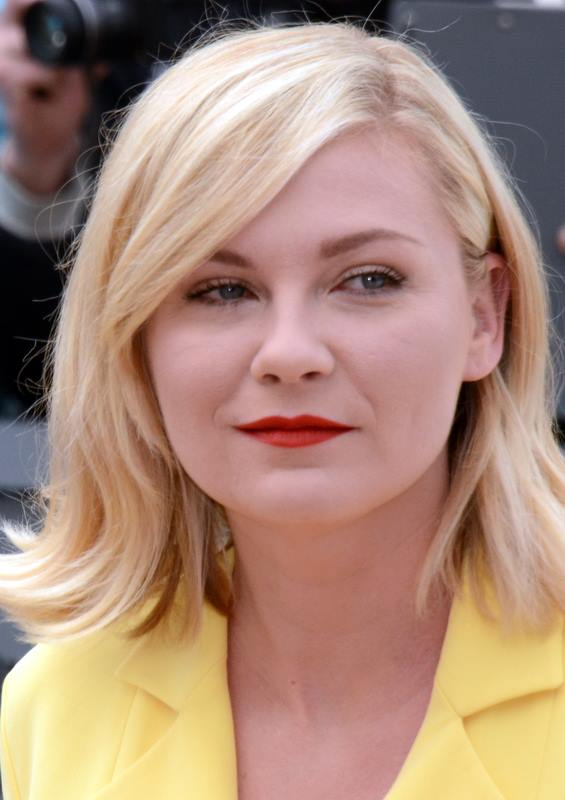 Kirsten Dunst a Cannes