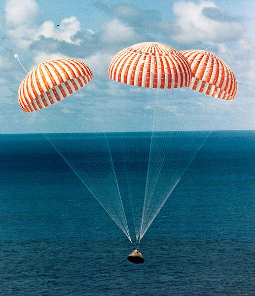 Paracadute apollo 14