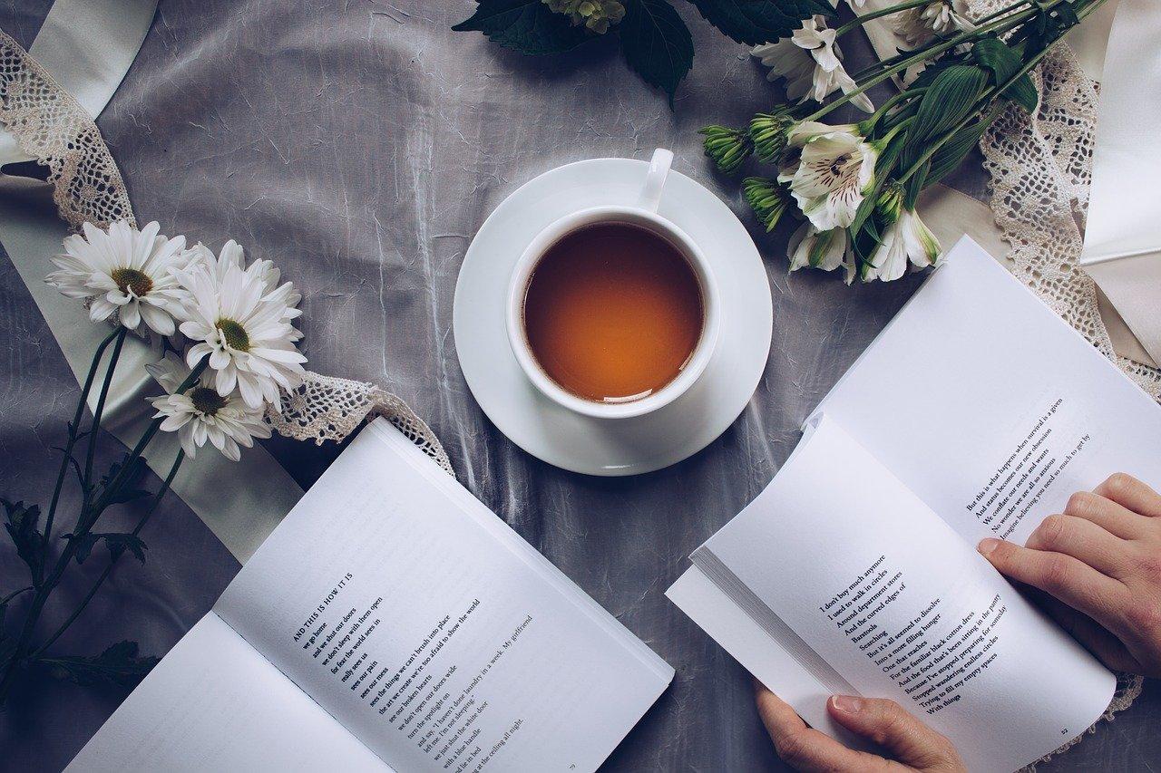 Tè e libri