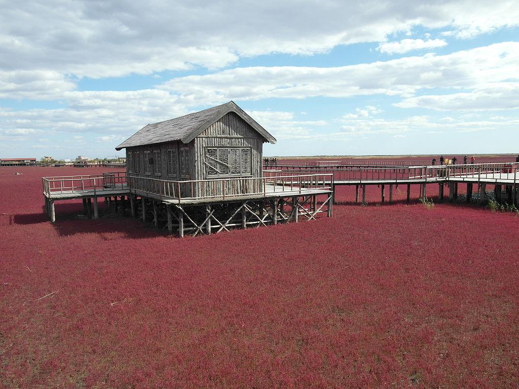 Spiaggia Rossa Panjin