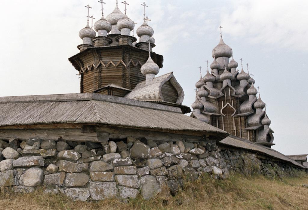Kiži, Chiesa della Trasfigurazione