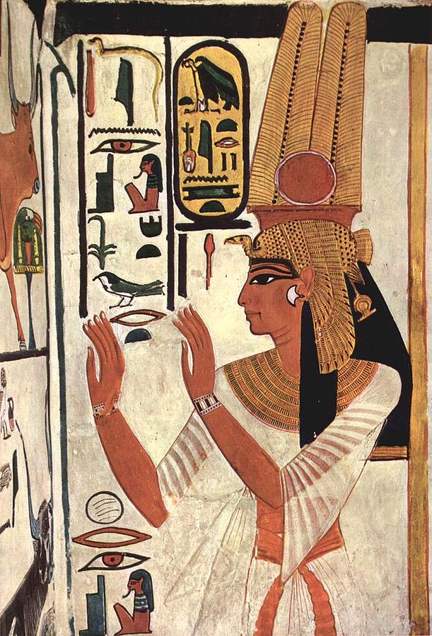 Donne nell'antico egitto