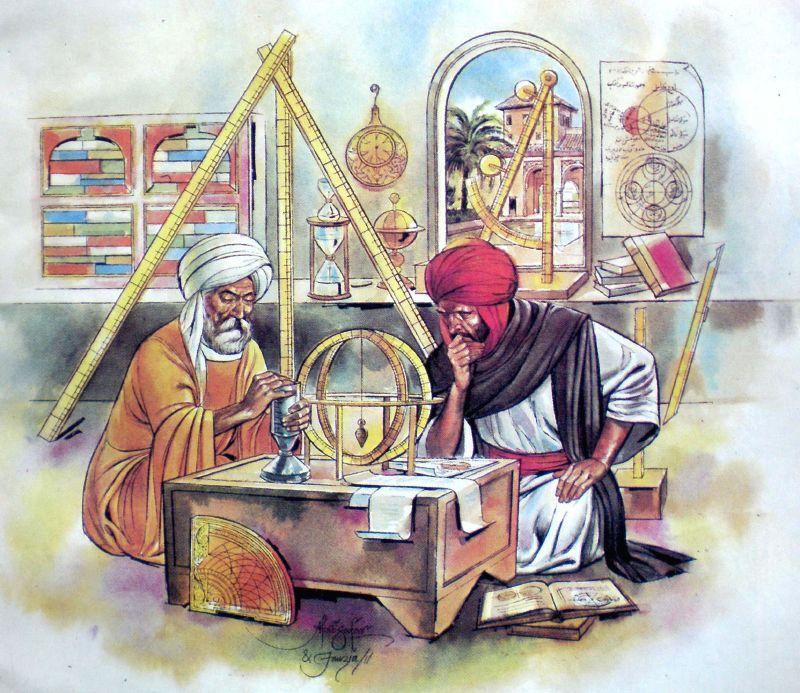 scienziati islamici