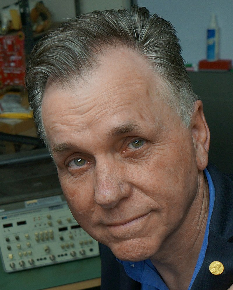 dottor Barry Marshall, premio Nobel