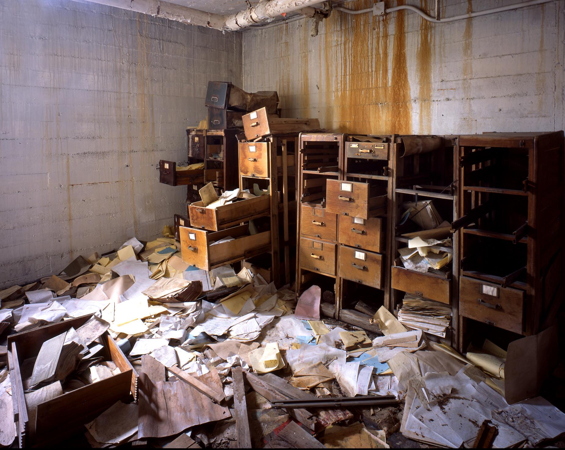 Archivi della miniera di Gilman