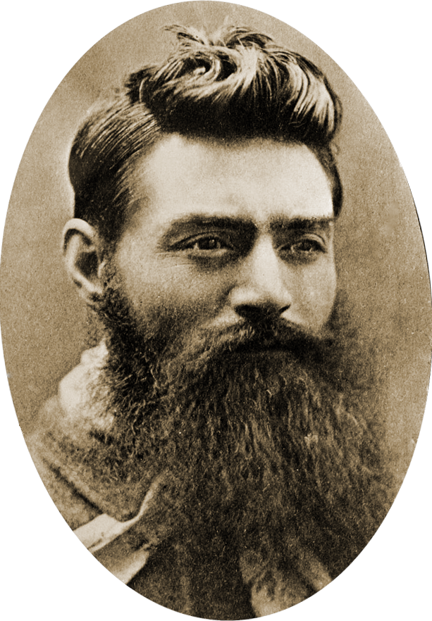 Il bushranger Australiano Ned Kelly