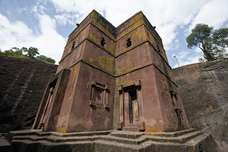 Bet Giorgis, Chiesa di San Giorgio, Etiopia