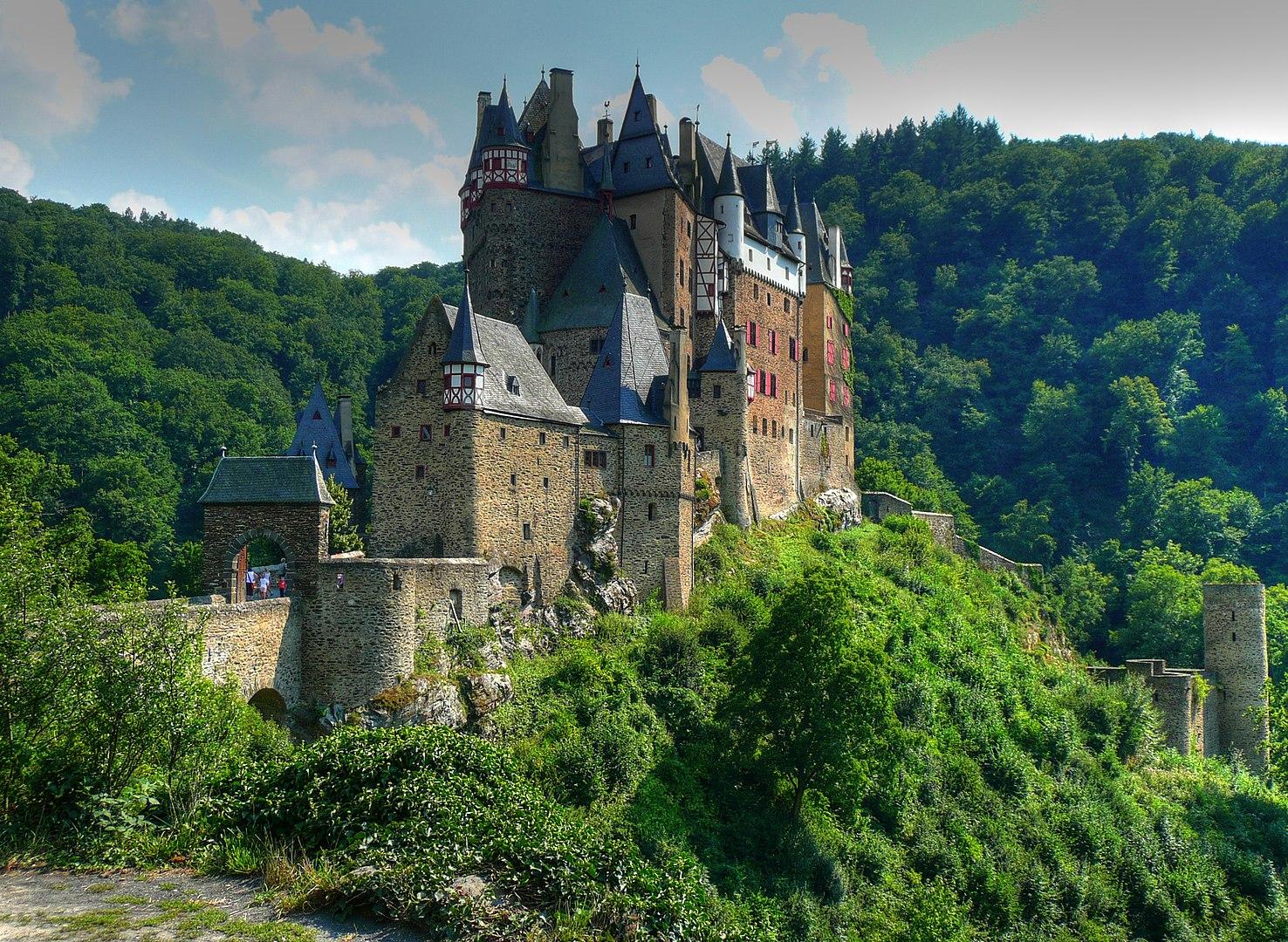 Il castello di Eltz