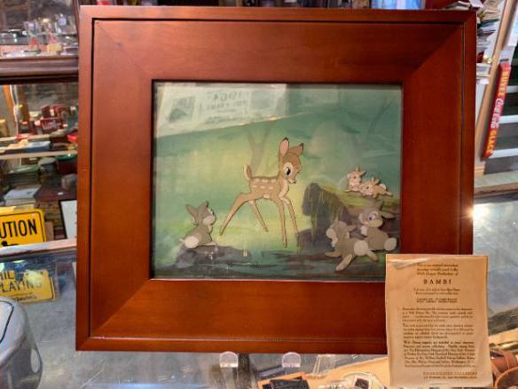 Rodovetro di Bambi, 1937